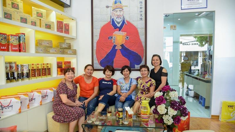 VHP Ginseng nhà phân phối hồng sâm linh chi nhung hươu hàng đầu VN