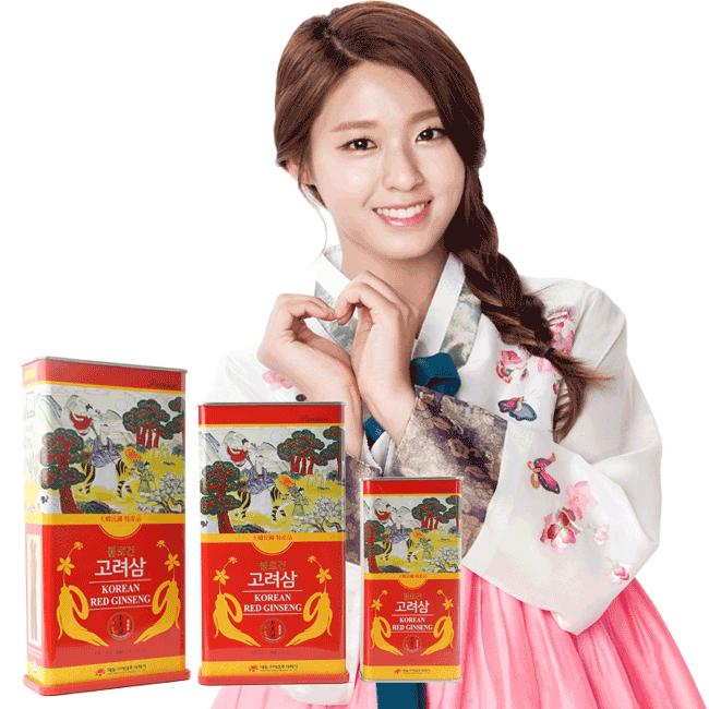 Hồng sâm củ khô Daedong Premium Big Sale