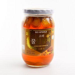 Sâm tươi ngâm mật ong 580gr bio science nhập khẩu