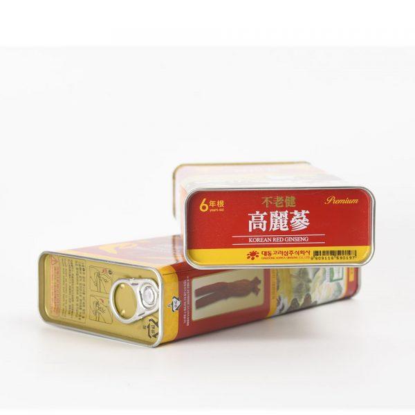 Hồng sâm củ khô cao cấp Daedong 75gr – Sản phẩm độc quyền