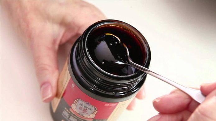 Cách sử dụng cao hồng sâm theo dòng sản phẩm