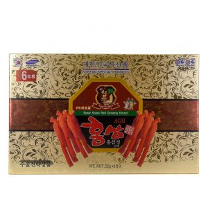 Cao hồng sâm kanghwa 4 lọ x 250gr
