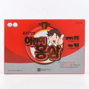 Hồng sâm baby Chong kun dang Hàn quốc