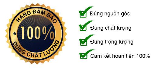 VHP Ginseng cam kết chất lượng